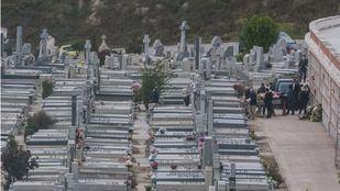 Cementerio de La Almudena.