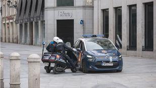 La Policía Nacional detuvo ayer a 25 personas por incumplir el estado de alarma