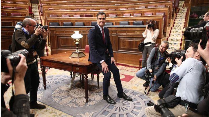 Sánchez llamará a los líderes de los partidos para tratar de recomponer la unidad política