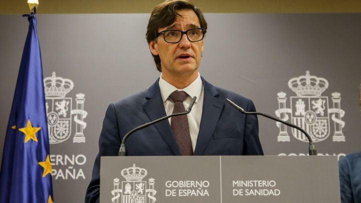 España empieza la fase de 'ralentización' del coronavirus, según Illa