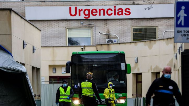 Urgencias baja su presión asistencial al descender los pacientes pendientes de ingreso