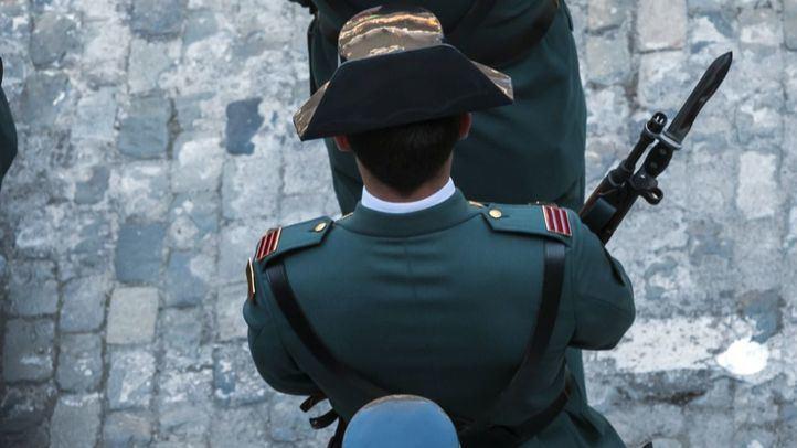 Fallece en Madrid un quinto agente de la Guardia Civil por coronavirus