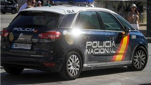 Detenido un menor en Alcorcón por lanzar un cóctel molotov a agentes de la Policía