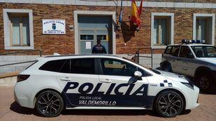 Coche de la Policía Local de Valdemorillo