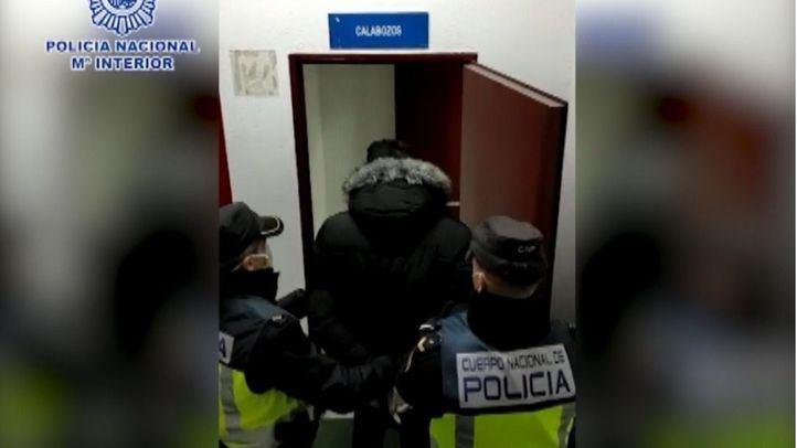 Detenido en Arganzuela por conducir con un kilo de hachís en el maletero
