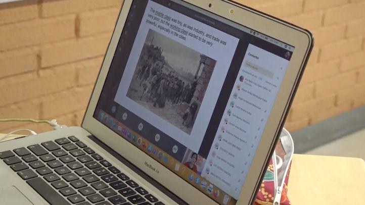 La Institución SEK, ejemplo de educación on line