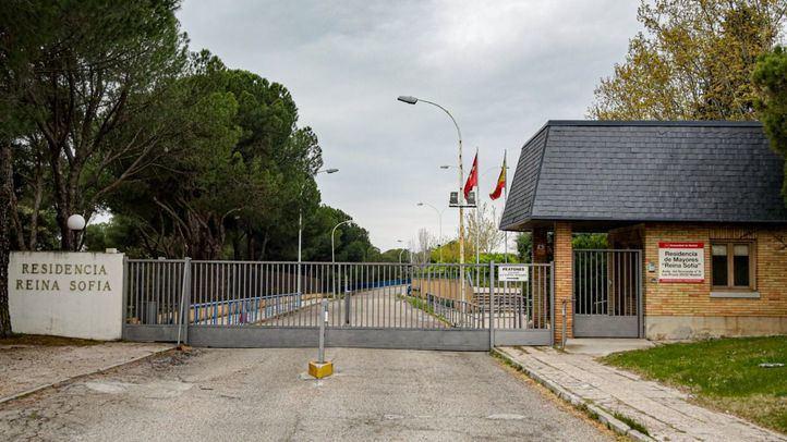 La residencia Reina Sofía, con medio centenar de fallecidos, pidió 28 pruebas en marzo, según su hospital