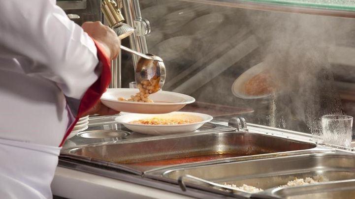 Hasta 10.000 menús para familias vulnerables saldrán de la Escuela de Hostelería Sta. Eugenia