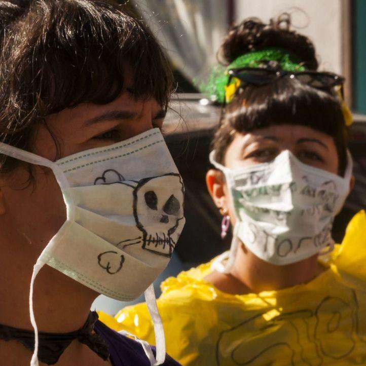 Asociaciones vecinales temen por la salud de los trabajadores de Valdemingómez