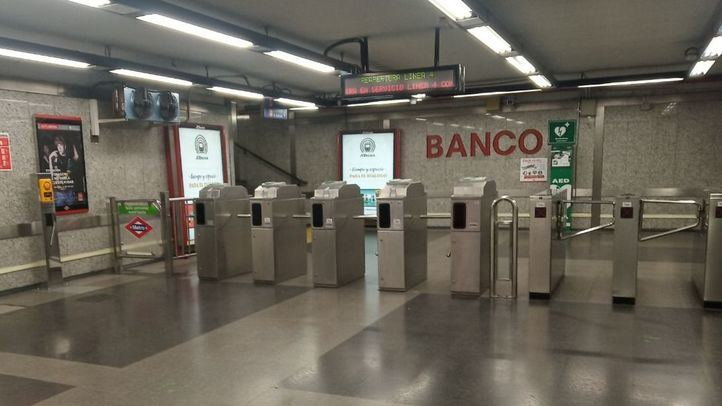 CCOO acusa a Metro de