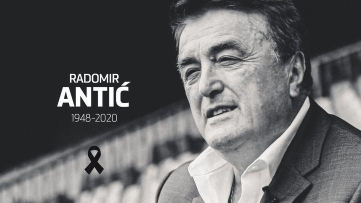 Muere Radomir Antic, leyenda del Atlético de Madrid