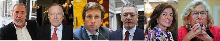 Los alcaldes de Madrid, unidos frente al coronavirus