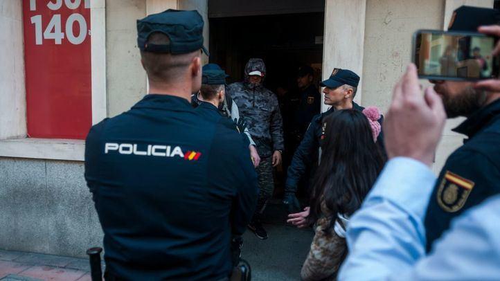 Muere el primer policía nacional en activo en la Comunidad de Madrid