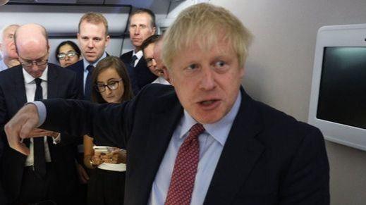 Boris Johnson es ingresado en la UCI