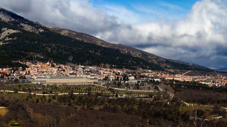 San Lorenzo del Escorial recibe a un recién nacido por todo lo alto
