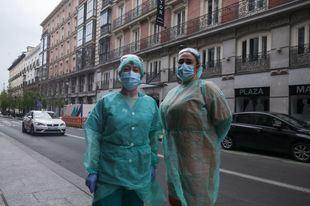 El Estado ya ha repartido en Madrid 8,4 millones de mascarillas