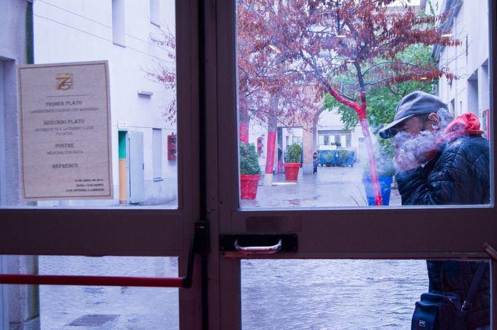 Denunciados ante Inspección de Trabajo los gestores del albergue del centro Marqués de Samaranch