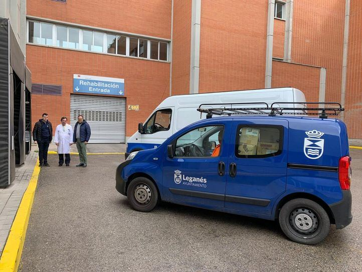 Un hotel acogerá a sanitarios del Severo Ochoa tras el acuerdo entre Leganés y la Comunidad