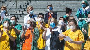 La Comunidad de Madrid alcanza las 18.410 altas hospitalarias de pacientes con Covid-19