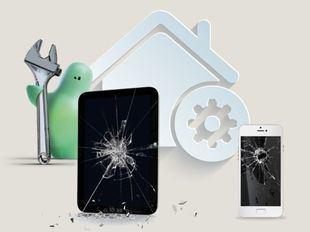 El Corte Inglés solucionará incidencias de teletrabajo y reparará smartphones y tablets a domicilio