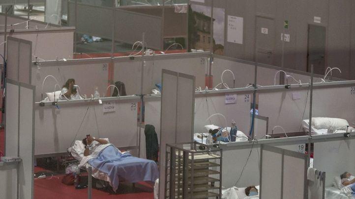 El hospital de Ifema ha atendido a más de 2.000 pacientes en dos semanas