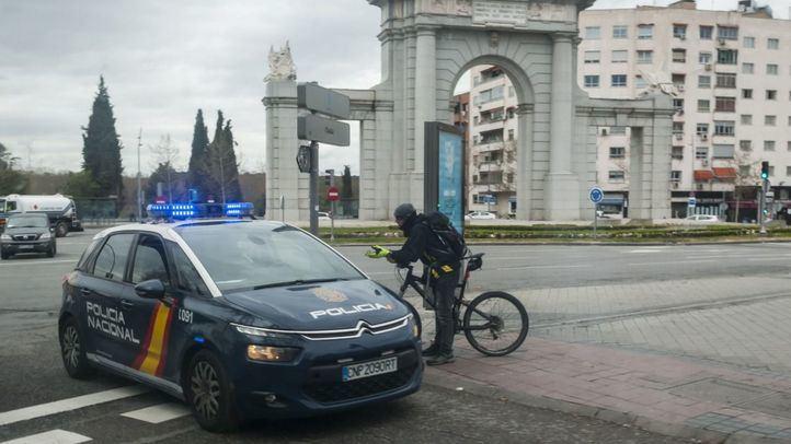 La Policía interpuso ayer 630 denuncias y detuvo a 21 personas en Madrid