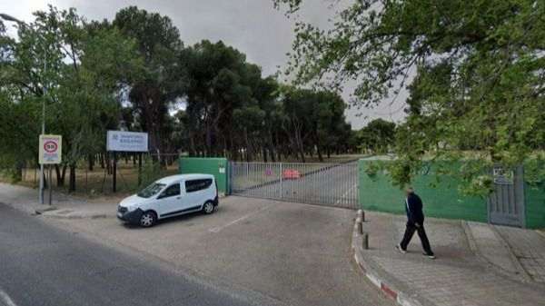 Sanatorio Esquerdo, en Madrid.