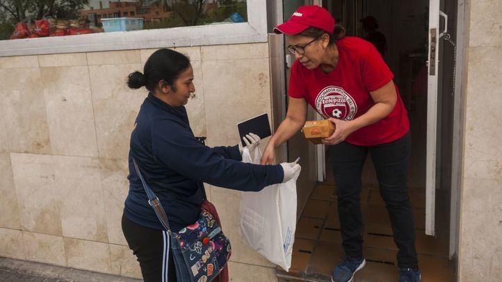 Se han repartido más de 50.000 menús para menores vulnerables con beca comedor