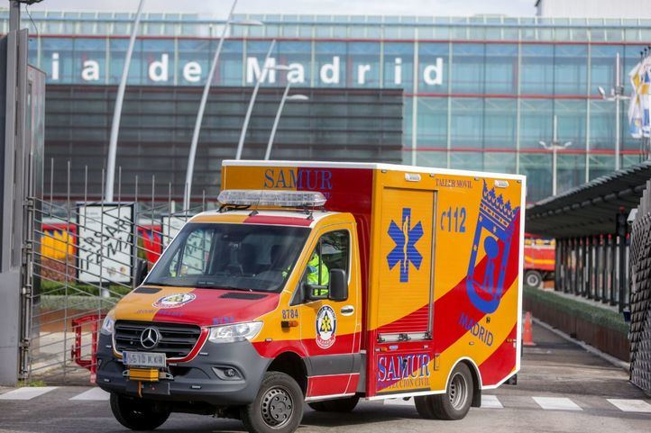 Sanitarios y voluntarios del Samur de Madrid reforzarán el servicio en los hospitales de Soria y Segovia