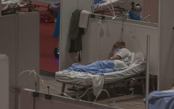Baja levemente el número de fallecidos en Madrid pero continúa al alza las personas contagiadas