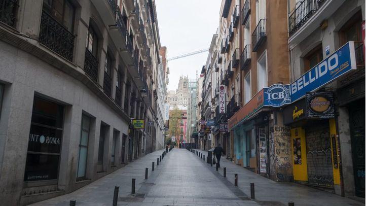 Autónomos y pymes madrileños denuncian