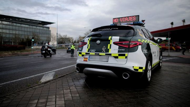 Retenciones en varias carreteras ante la intensificación de controles para evitar desplazamientos
