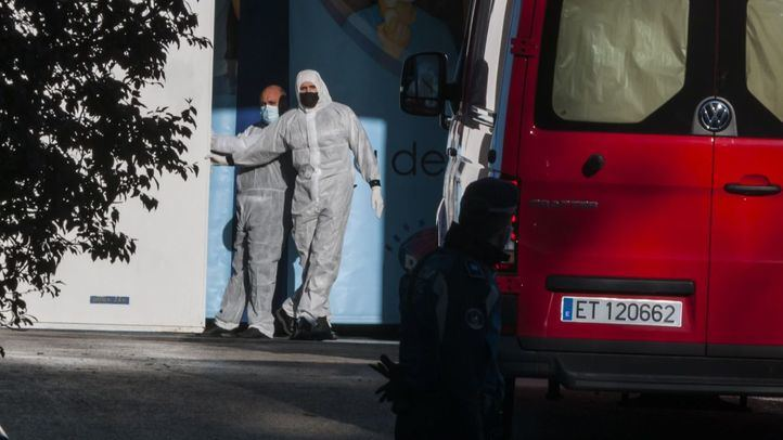 Hasta 6.540 personas han muerto en Madrid durante el estado de alarma, según un estudio