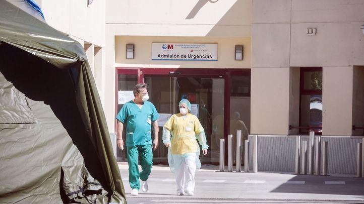 La Comunidad refuerza la atención sanitaria con 10.034 contrataciones