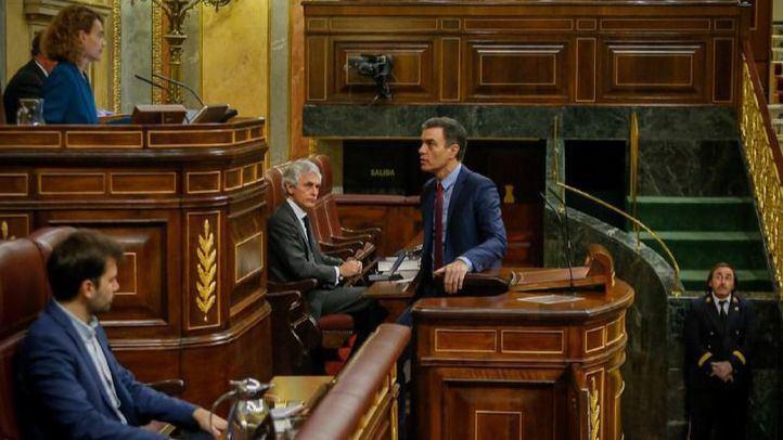 Sánchez cita a todos los partidos la próxima semana para abordar unos Pactos de la Moncloa