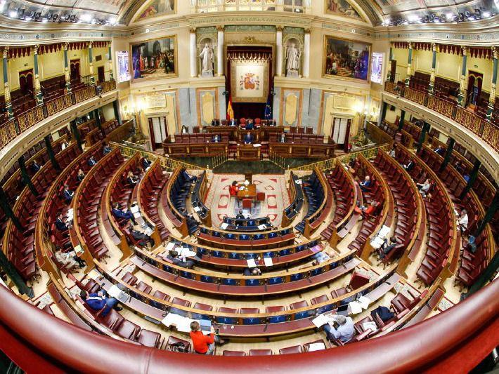 El Congreso respalda la prórroga del estado de alarma hasta el 26 de abril