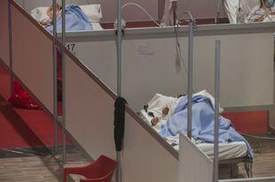 El incremento de fallecidos y de afectados se ralentiza de forma notable en Madrid