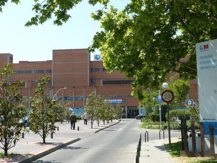 Hospital Severo Ochoa de Móstoles.