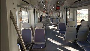 Transportes ajustará los servicios de Cercanías para evitar aglomeraciones