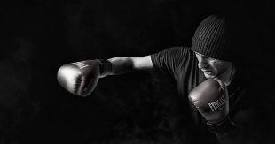 Los beneficios de practicar boxeo en casa