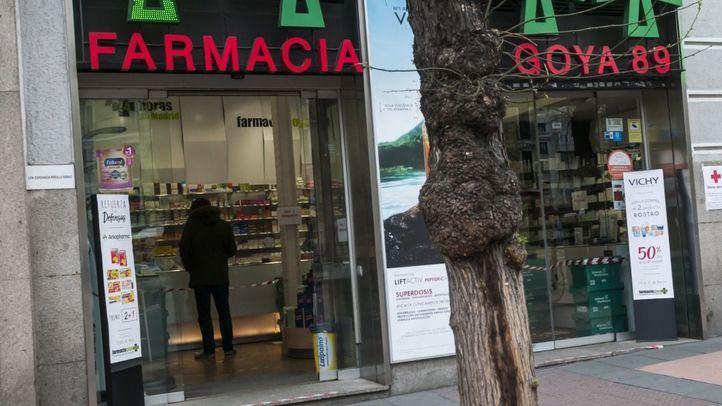 Farmacéuticos de Madrid advierten: el abastecimiento de mascarillas es