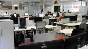 La creación de empresas en Madrid cayó en febrero un 12,9% y la disolución de sociedades se disparó un 23,3%