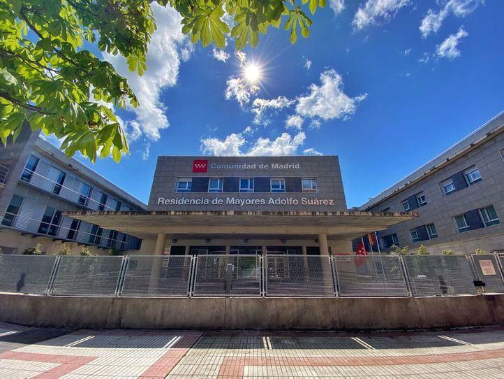 Samur y Policía Municipal revisan la residencia Adolfo Suárez, denunciada en Fiscalía por familiares