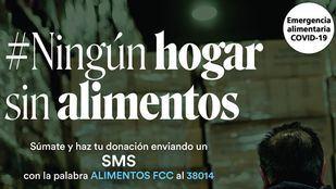 """FCC pone en marcha entre sus empleados la campaña solidaria """"Ningún hogar sin alimentos"""""""