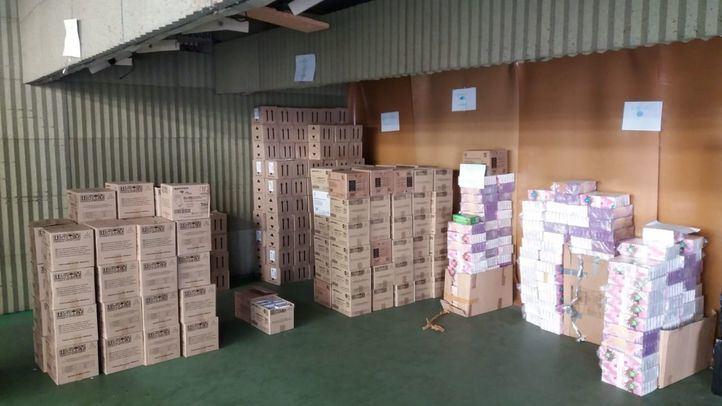 La Comunidad recibe más de 16 millones en donaciones para luchar contra el Covid-19