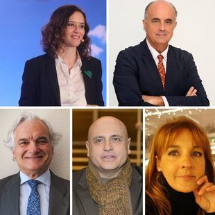 Onda Madrid contará esta tarde con cinco invitados, entre ellos Isabel Díaz Ayuso