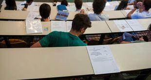Los exámenes de la EvAU podrían celebrarse en Ifema