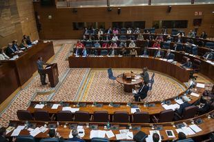 La Asamblea de Madrid celebrará dos comisiones la semana que viene