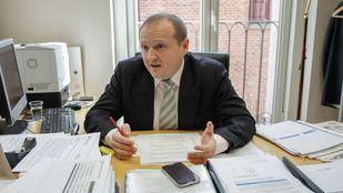 El concejal de Economía, Innovación y Empleo, Miguel Ángel Redondo, en una foto de archivo.