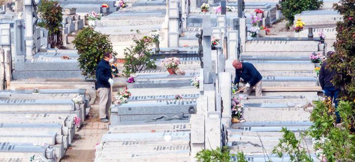 Ayuntamiento adelanta la construcción de nichos en el cementerio de la Almudena y saca a concurso el proyecto